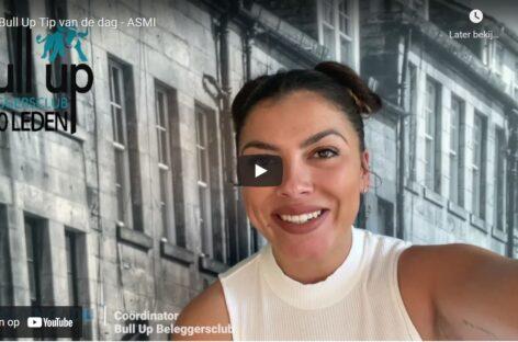 Vlog: ASMI werkt naar top toe