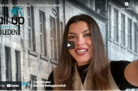 Vlog: 7 dividendaandelen voor als het onrustig wordt