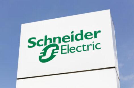 Schneider Electric; spin in het groene electriciteitsnetwerk