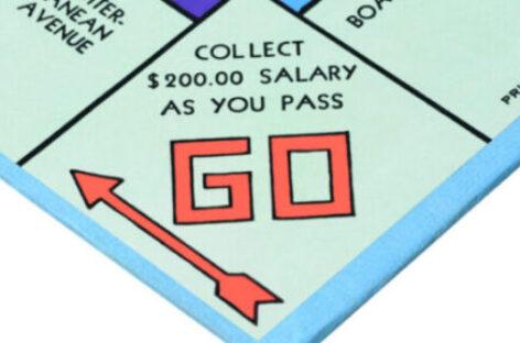 Real-life monopoly-spel sinds 1971 gaande, maar hoe lang nog?